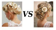 duel coiffure!  Droite ou gauche?