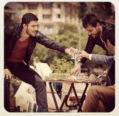 اااحبهم مع بعض مره💛💛💛💛💛 Istanbul, Ali, Actors, Couple Photos, Couples, Couple Shots, Ant, Couple, Couple Pics