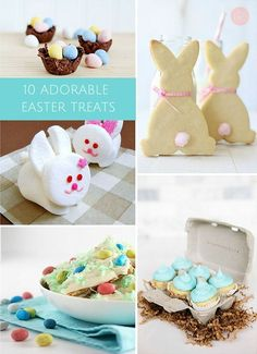 Adorable Easter Treat Ideas for Kids! Easter Activities, Spring Activities, Activities For Kids, Activity Ideas, Fun Snacks For Kids, Kids Meals, Fun Crafts, Crafts For Kids, Easter Treats