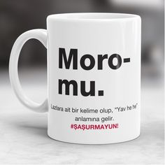 Moromu kupası