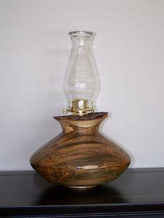 Ambrosia Maple Oil Lamp