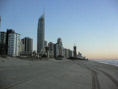 Sunrise Surfers Paradise Australia