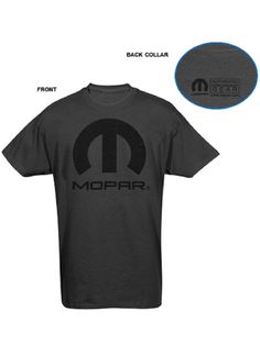 Mopar Omega Logo Tee (X-Large) -- Awesome products selected by Anna Churchill