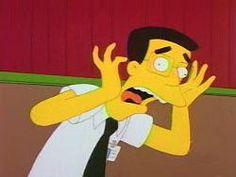 """""""Homer's Enemy"""" is the twenty-third episode of Season 8 and first aired on May 4, 1997. Frank Grimes, the new employee at the power plant, is displeased with Homer's incompetence and work ethic and becomes further annoyed with this. He eventually declares himself an enemy of Homer. Meanwhile, Bart buys a factory for 1 dollar and operates it along with Milhouse all though they end up smashing it down and earn no money."""