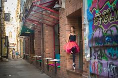 Bored Panda — Little Ballerina Shows Her Grace In The Streets Of...