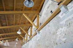 #Estructura de #madera para #cubierta (2) http://arquitecturadc.es/?p=9532