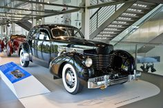 Based in Indiana, Cord built cars from 1929 to 1932 and from 1936 to 1937. One of its best-known models is the front-wheel drive 812 (pictured), which was the first series-produced car with retractable headlights and the first car to come standard with a radio. At its launch, the 812 was praised for its radical coffin nose design.  Read more: http://www.digitaltrends.com/cars/cord-brand-revived-news-details-quotes/#ixzz4RAkKrIms Follow us: @digitaltrends on Twitter | DigitalTrends on…