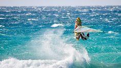 Windsurf Mallorca. Ses covetes