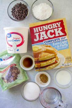 Las 30 Mejores Im 225 Genes De Hungry Jack Pancakes Mix En