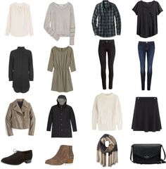 Seattle what to pack for Autumn