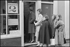 Cranks, Carnaby Street, late 1960s