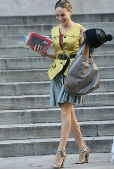 Quien.com: The looks of Carrie Bradshaw
