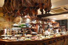 San Sebastian - Spain  Tapas Bar