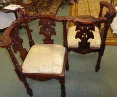 Courting Bench from