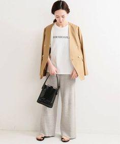 フレンチリネンVネックジャケット◆|IENA(イエナ)公式のファッション通販|【19010900006020】- BAYCREW'S STORE Normcore, Pants, Jackets, Style, Products, Fashion, Trouser Pants, Down Jackets, Swag