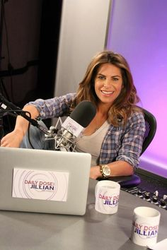 Jillian on the set of daily dose. Her and Janice are my life! Jillian Michaels, Wish