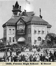 1889 Fresno High