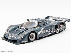 Nissan R89C #85 Tenoras Le Mans 1990