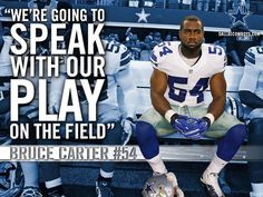 #BruceCarter #DallasCowboys