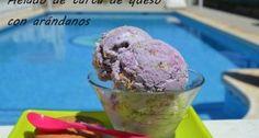 Un helado muy rico y aromático hecho con muy pocos ingredientes.