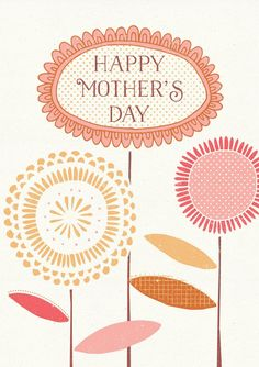 This is a sneaky peek at next years Mothers Day range!