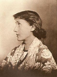 Virginia Woolf 1920s.                                                                                                                                                                                 More