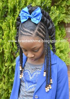 Braid with Me: Natural Hair for Tweens