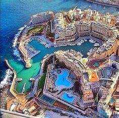 Ilha de Malta!