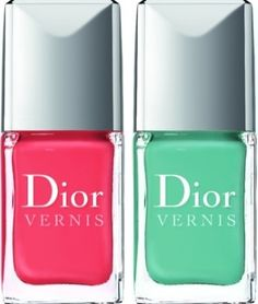The Beauty News: Dior Milky Dots Makeup Collection Summer 2016 Dior Nail Polish, Dior Nails, Summer Nail Polish, Nail Polishes, Manicures, Summer Colors, Summer Of Love, Perfume, Diy Beauty