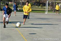 Jornada de promoción del deporte para integrantes del programa Envión