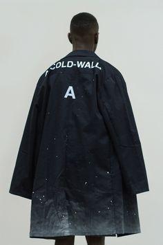 "A-COLD-WALL* x Harvey Nichols 2015 Spring/Summer ""PUBLIC-FORM"" Lookbook"