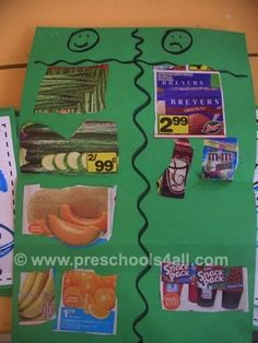 early childhood nutrition lesson plans that will help explain children the importance of nutrition and proper eating.