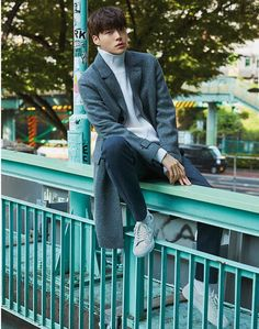 Ahn Jae Hyun traveled to Tokyo for an interview and photo shoot with Grazia, check it out! It's easy to see why this young man was a model first, these shots are gorgeous. Asian Actors, Korean Actors, Cinderella And Four Knights, Yong Pal, Ahn Jae Hyun, Most Handsome Actors, Lee Bo Young, Grazia Magazine, My Love From The Star