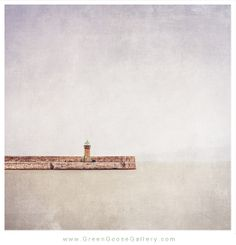 This is the lighthouse Dún Laoghaire (pronounced Dunleary), Ireland. A texture has been added to this photograph to give it a painterly feel. Large Prints, Framed Prints, Dublin Bay, Lighthouse Decor, Ribba Frame, Beach House Decor, Beach Photography, Fine Art Paper, Ireland