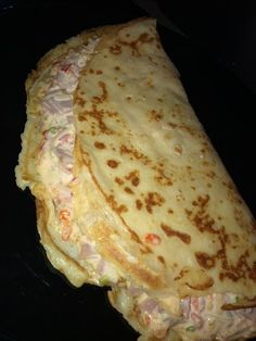 Probably one of the best I get is crepes! Þegar ég var búin að ey… Probably one of the best I get is crepes! Mexican Pastries, Mini Pastries, Cheescake Recipe, Nutella Crepes, Chocolate Pastry, Potato Bread, Flaky Pastry, The Best, Breakfast Recipes