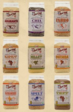 New World Recipes for Ancient Grains | Portland Monthly