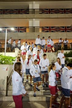 Pete Reed (@PeteReed) | Twitter -Team GB ready for closing ceremonies -Rio2016