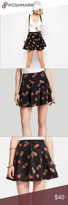 Women's Clothing Rapture Bnwt M&s Limited Collection Black Mini Skirt Snake Print Size 12 Skirts