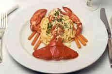 Autumn Maine Lobster with Butternut Spaghetti - Lobster Recipe