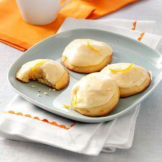 Double Orange Cookies