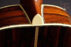 McAlister 000-45 Guitar