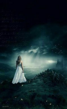 She became lost in the dark of the world. Fantasy Magic, Fantasy World, Dark Fantasy, Fantasy Art, Story Inspiration, Writing Inspiration, Character Inspiration, Fantasy Photography, Street Photography