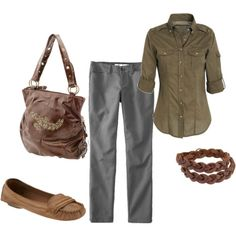 casual work outfits - Google Search