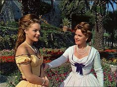 Sissi et Franz Magda Schneider, Impératrice Sissi, Empress Sissi, Period Movies, My Fair Lady, High Society, Old Movies, Girls Wear, Belle Photo