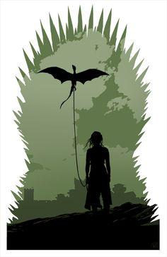 Game of Thrones #daenerys targaryen