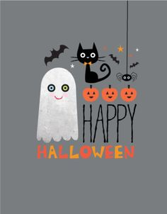 Amy Cartwright - Halloween Ghost Pumpkin Cat Bat.jpg