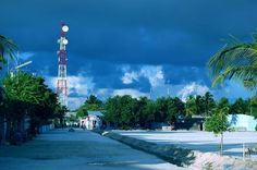 Maafushi is a beautiful island which is around half-an-hour away from Capital Male in Maldives.