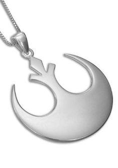 Rebel Alliance Necklace