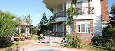 Villa Gulbahar, Antalya Side'de 3+1 lüks villa