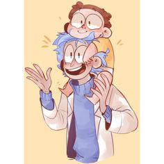 Read RICK Y MORTY from the story imágenes Rickorty, Rick-Cest , Rick y Morty by jolyxx (jolyxx ! Cartoon Tv, Cute Cartoon, Drawing Wallpaper, Cute Words, Wattpad, Adult Cartoons, Cute Art, Art Blog, Drawing Reference